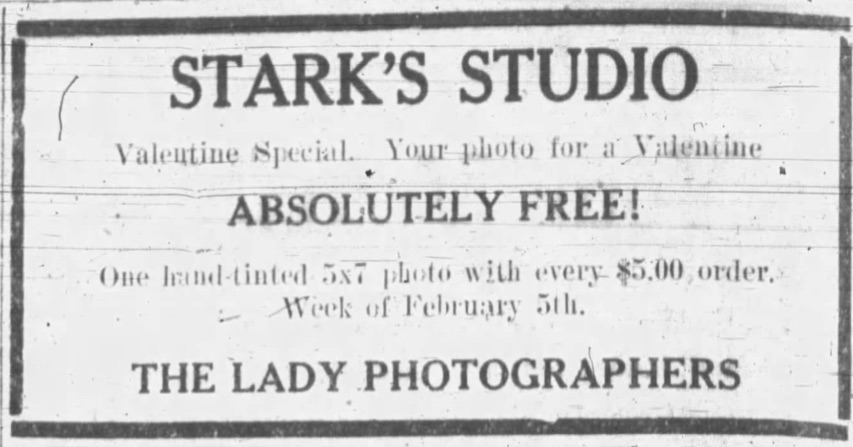 Starks Studio the lady photographers