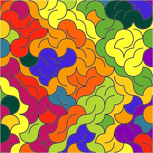 Color Sol's Walls Example 1